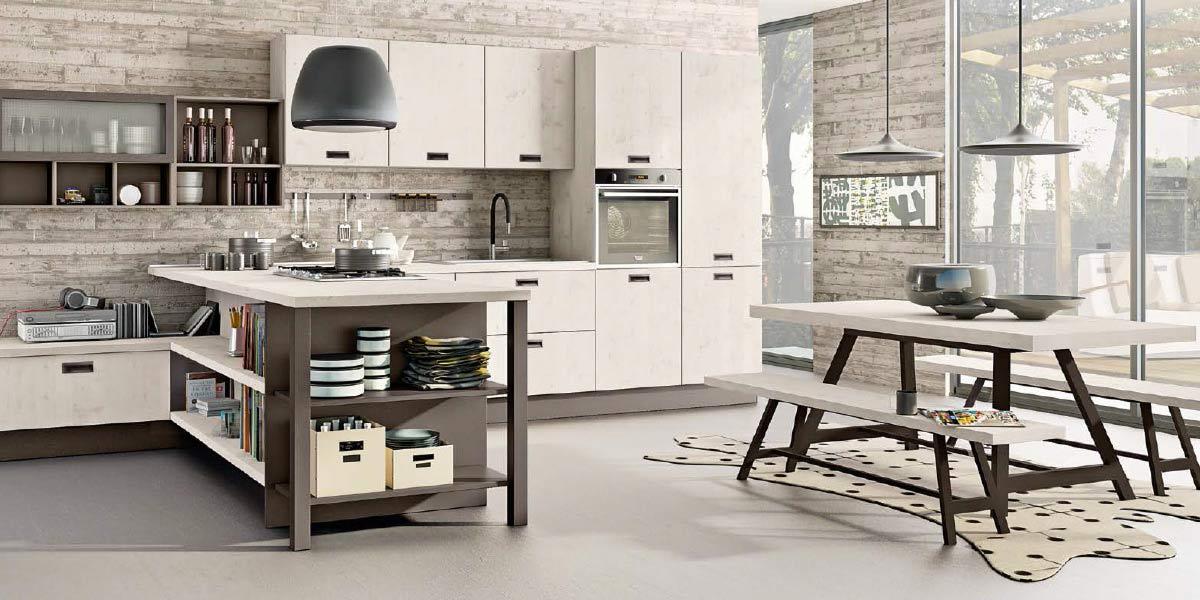 Best Lube Cucine Milano Ideas - Ideas & Design 2017 ...