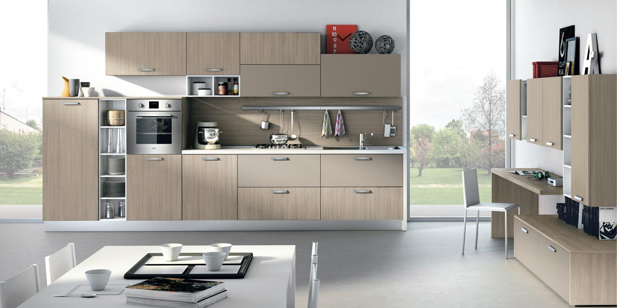 Cucine Milano Outlet. Beautiful Outlet Cucine Modello Digma Demode ...
