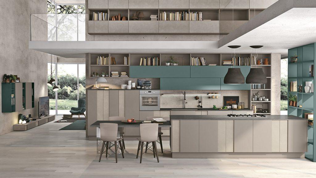 Cucina Lube Creativa   Arredamenti Milano Folino