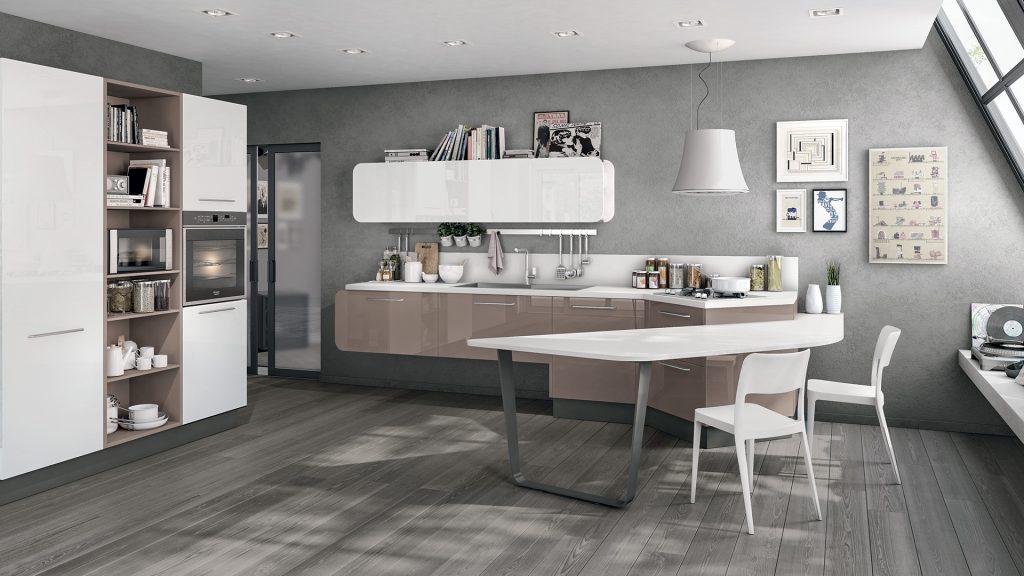 Cucina Lube Immagina Bridge   Arredamenti Milano Folino
