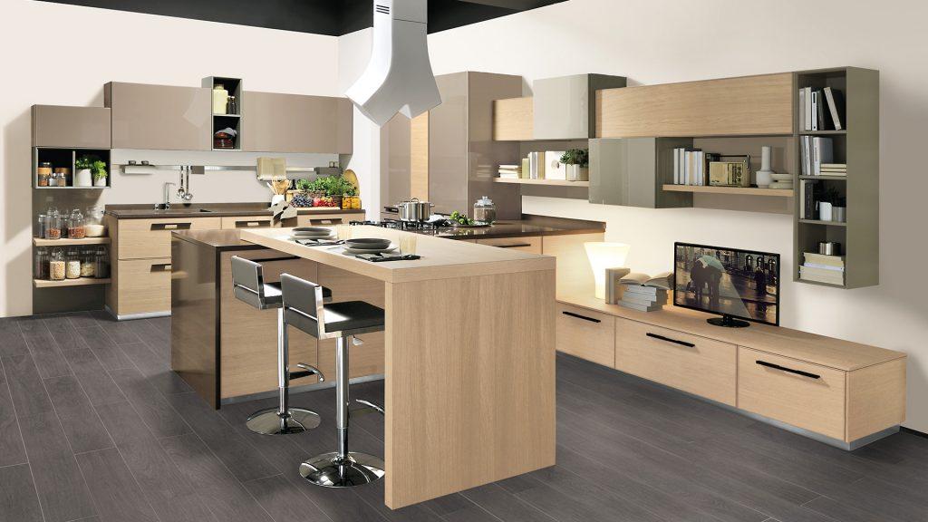 Cucina Lube Adele | Arredamenti Milano Folino