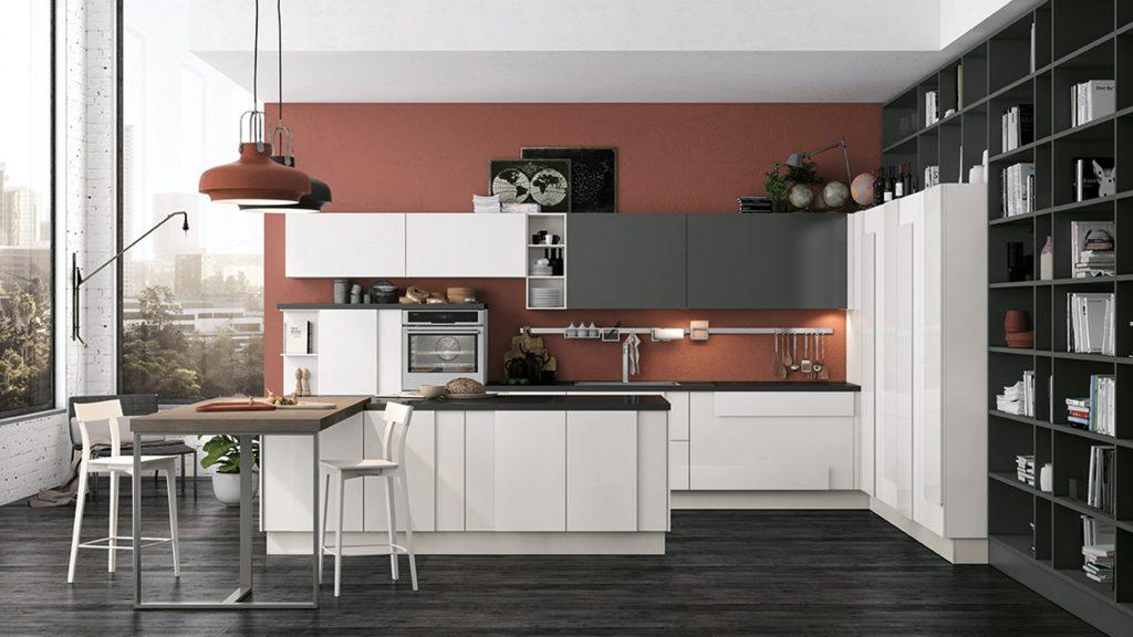 Cucina Lube Creativa | Arredamenti Milano Folino