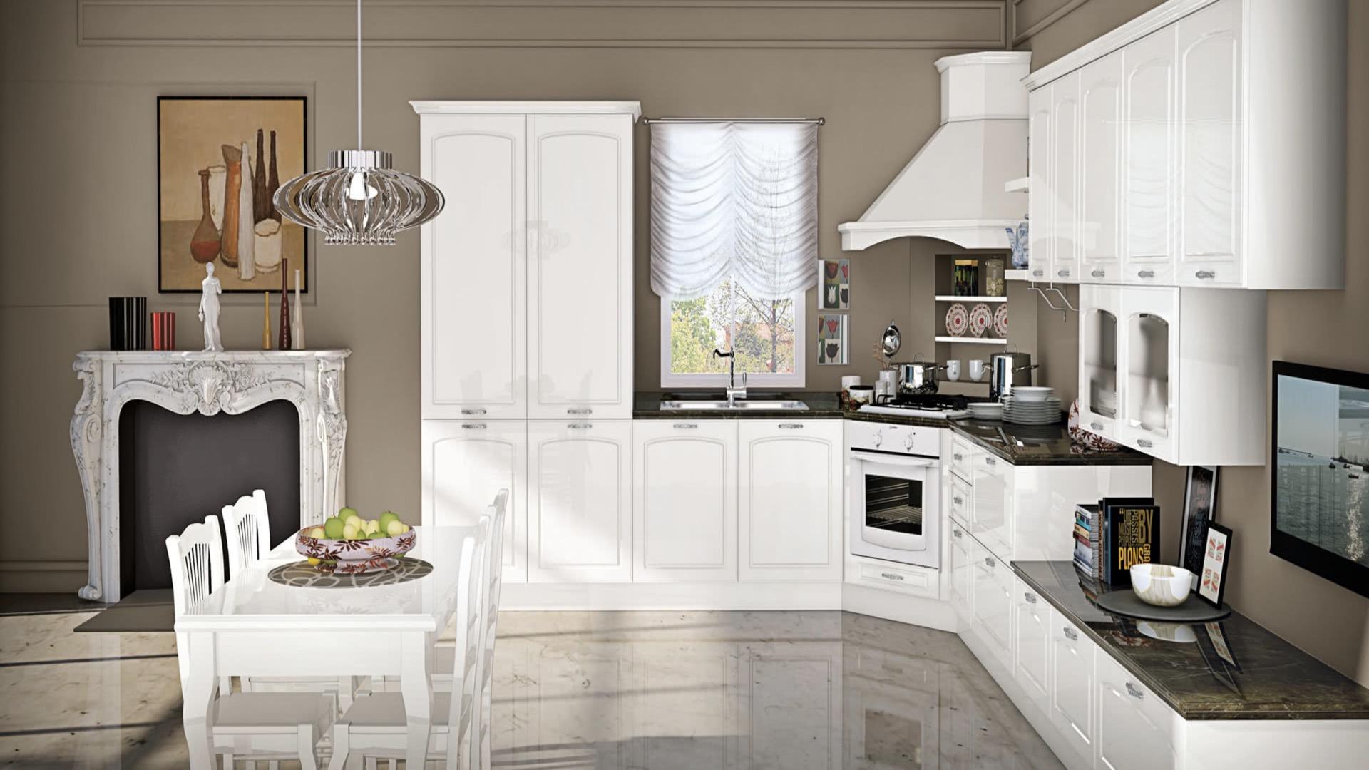 Cucine-Creo-Classiche-CR - ELIN