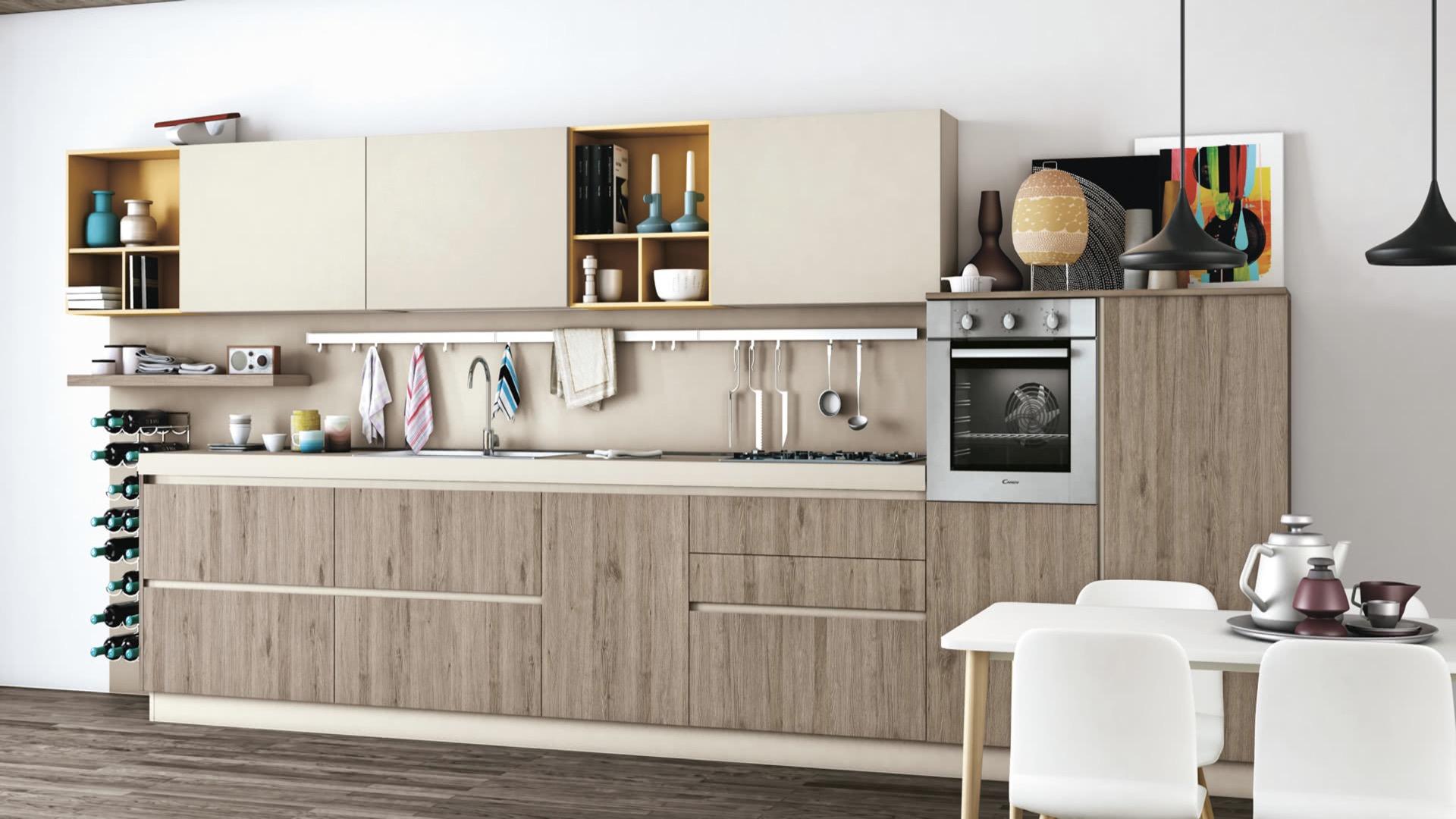 Cucine-Creo-Moderne-MilanoCR - ANK