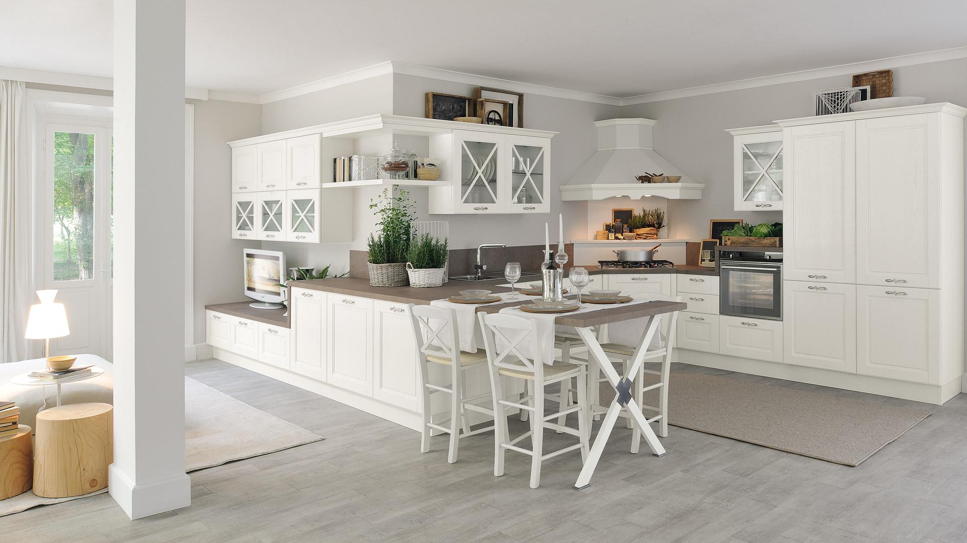 Cucine Lube Classiche a Milano | Arredamenti Milano Folino