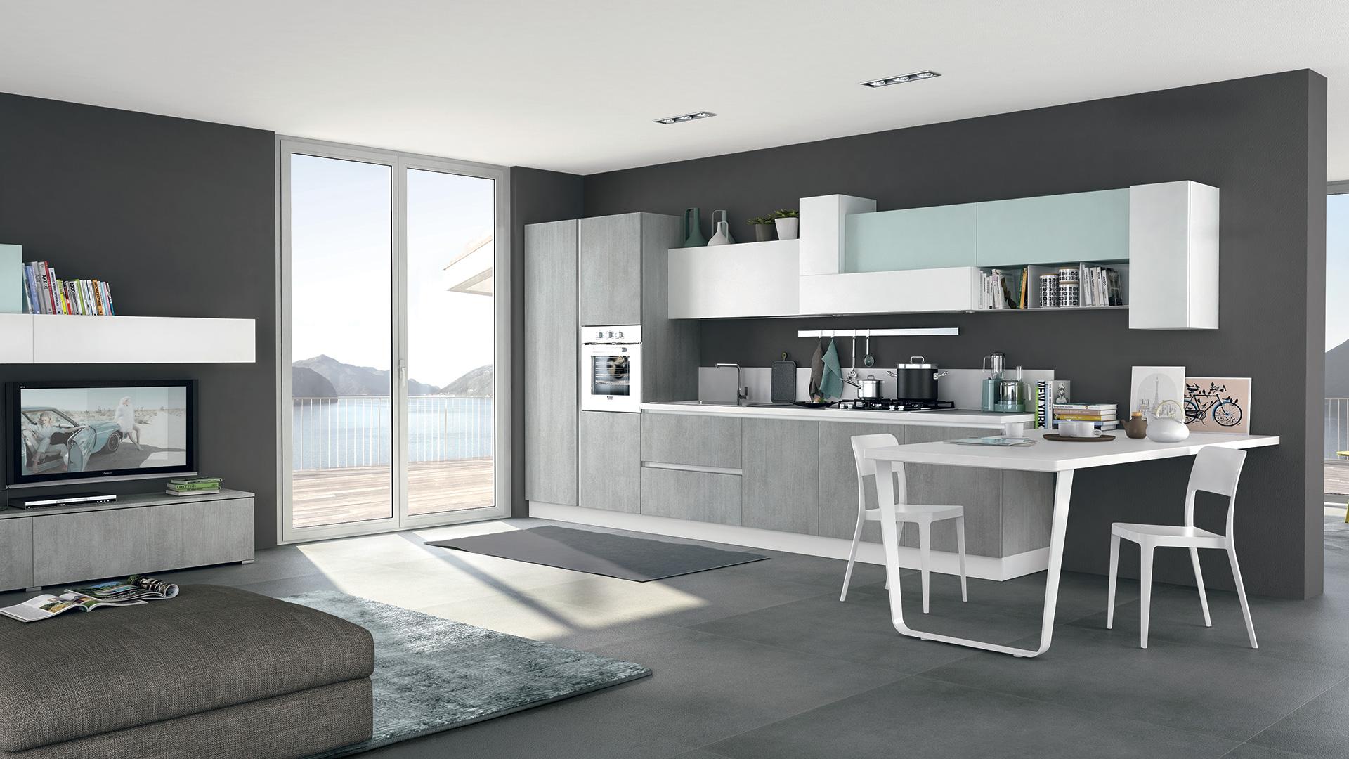 Cucine Lube Moderne a Milano | Arredamenti Milano Folino