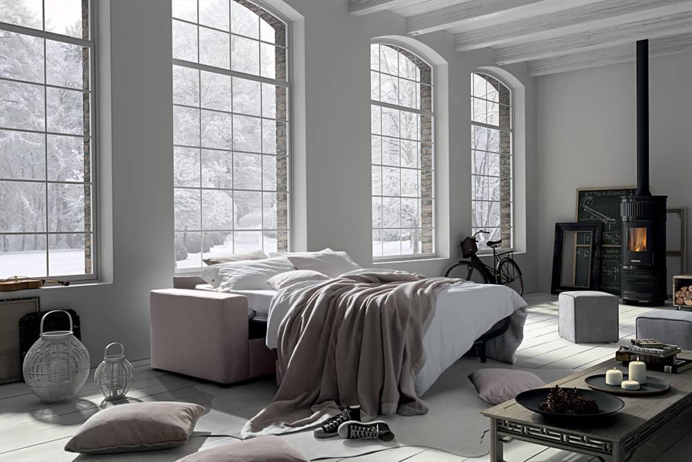 divano letto milano