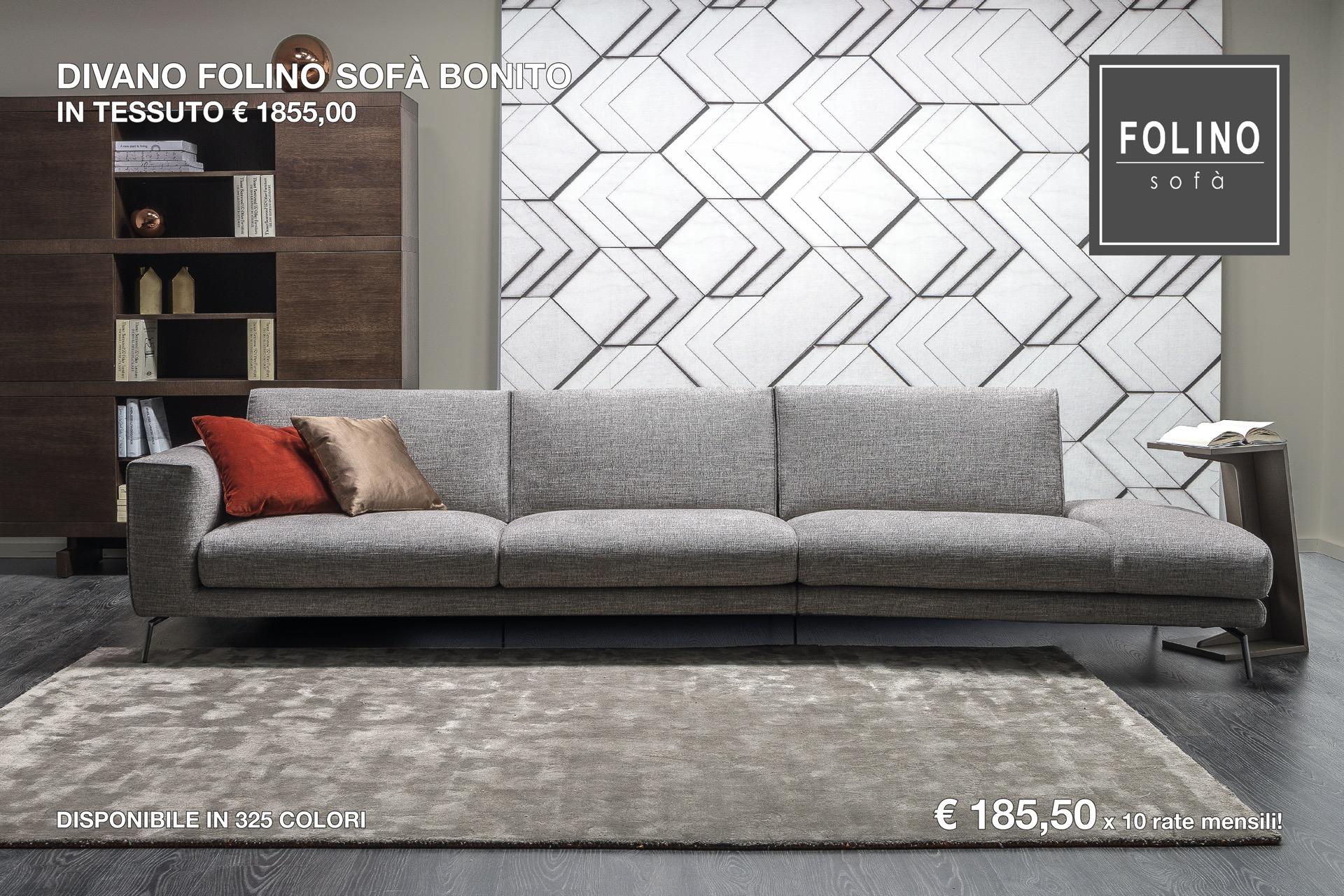Divani Promozione.Divani In Promozione A Milano Arredamenti Milano Folino